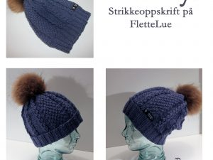 vinterfryd flettelue