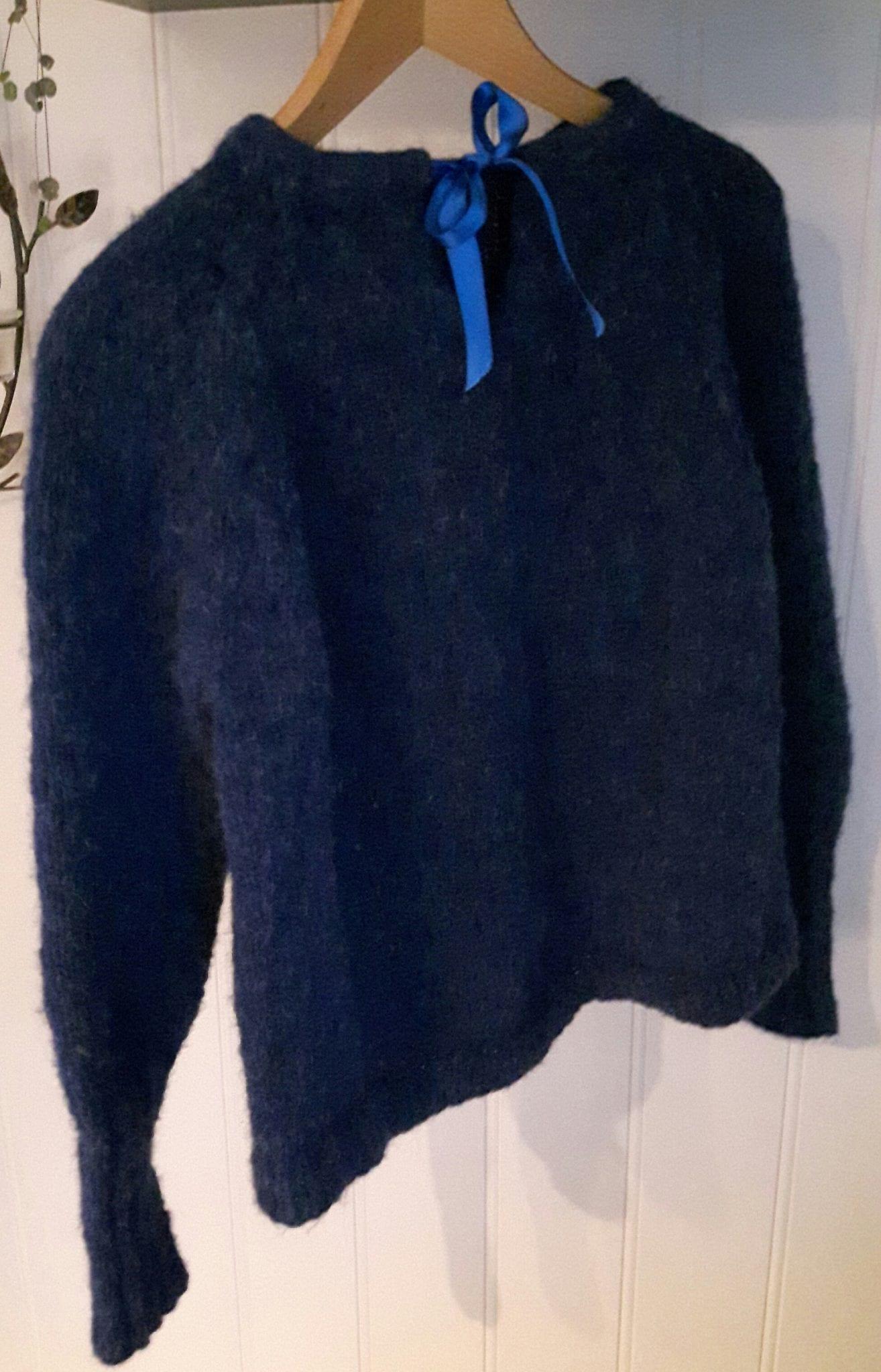 Inger genser | Strikkoteket