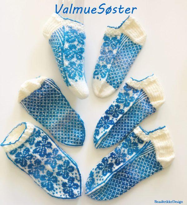 valmuesøster sokker