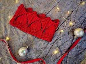 Julekronepannebånd