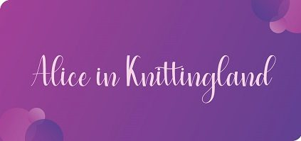 Alice in knittingland