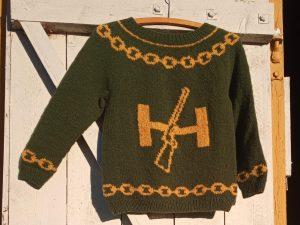 Hagle-genser str 8 år
